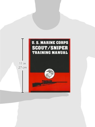 U.S. Marine Corps Scout/Sniper Training Manual - http://medicalbooks.filipinodoctors.org