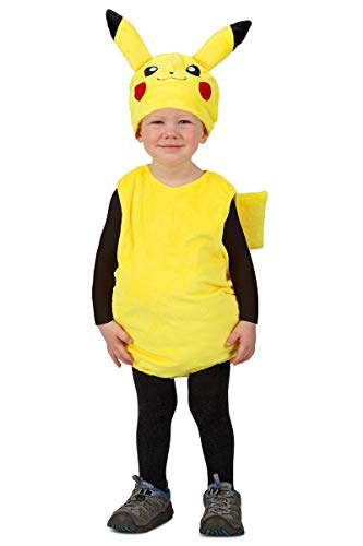 Pokemon Pikachu Jumpsuit - 18/2T