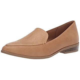 Dr. Scholl's Shoes Women's Astaire Loafer, Nude Smooth, 8.5 M US