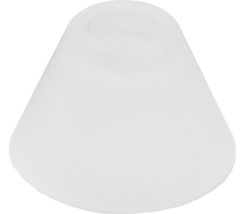 Tech Lighting 700LICOFR Cone Glass Shield Frost, 6.8