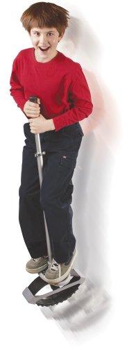 Jumparoo Anti-Gravity Pogo Stick by Air Kicks, Small (For Riders 33 to 66 Lbs.)