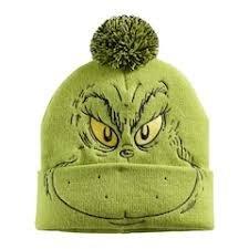 Bioworld Dr Seuss Grinch. Who Stole Christmas Beanie -