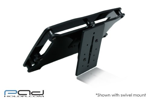 Padholdr Fit Small Series Tablet Holder Wall Mount (PHFSHMB) by PADHOLDR (Image #1)