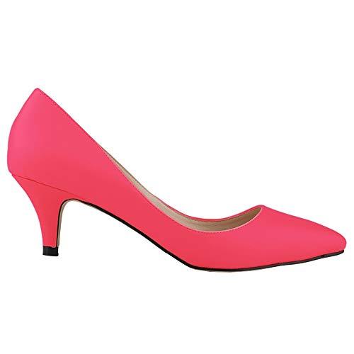de Renly Rose Rouge 1MA 5 Rouge 36 Danse Femme Salon Ni678 qAA7rTt