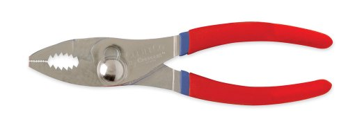 12 Pack Crescent H28N Cee Tee Co. 8'' Combination Slip Joint Pliers by Crescent