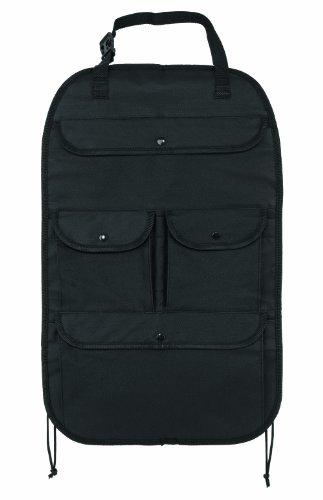 Britax Römer Rücksitz-Organizer, Rückenlehnenschutz, Rückenlehnen-Tasche für Autositz, schwarz