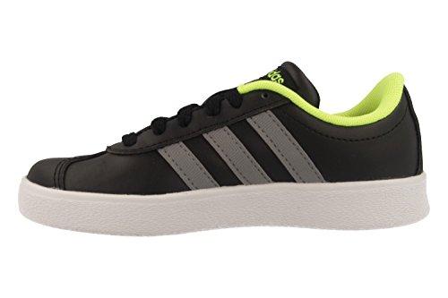 2 adidas K 0 Gritre Zapatillas Unisex Negro Court Negbas VL 000 de Deporte Ftwbla Adulto rEwqxEpR