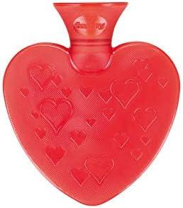 Fashy 6410 Herzwärmflasche, 0.7 L