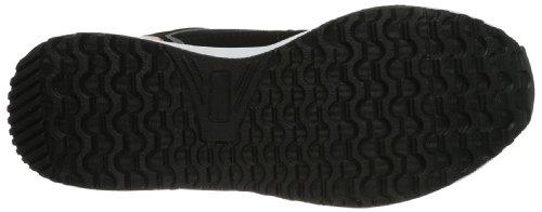 Bruetting Seattle 541198 - Zapatillas para hombre, color negro, talla 38 Negro (Schwarz (Schwarz/Grau/Rot))