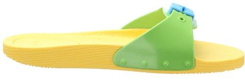 yellow Giallo Scholl Unisex 1576 turquoise Green gelb Pop Scarpe lime Adulto Basse 0XaXrq