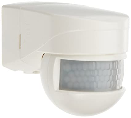 BEG Luxomat LC-Click Mini Motion Detector with 120 Degree Detection Area Colour: White - - Amazon.com
