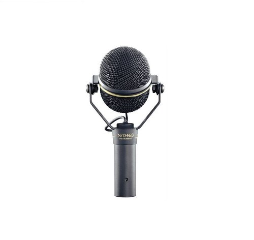 - Electro-Voice N/D468 | High-performance Dynamic Supercardioid Instrument Microphone N/DYM Sound