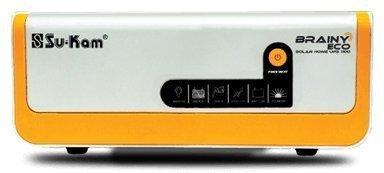 Sukam Brainy Eco 1100 Solar Home Ups Inverter Brainy Eco 1100Va