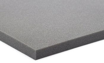 Poker Table Rail Foam Sheet 70 Pound 1'' X 54'' X 105'' by CCS