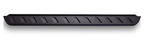 Length Running Boards (Go Rhino 63410687T Black Textured Length Running Board for Dodge Crew Cab (Pair))