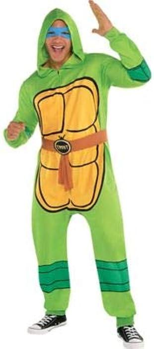 Amazon.com: Amscan Zipster Teenage Mutant Ninja Turtles One ...