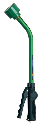 - Dramm 12864 Touch-N-Flow Rain Wand 16-Inch Length, Green