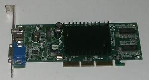 Nvidia Geforce Fx5200 - HP MS-8917 NEW PULL NVIDIA GEFORCE FX5200 5200-64 128MB AGP LANCER NV34M VI