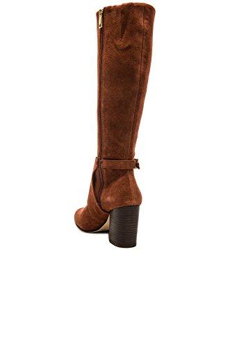 Bcbgeneration Denver Boots Cognac Stivali Scamosciati Marrone Scuro 9.5m