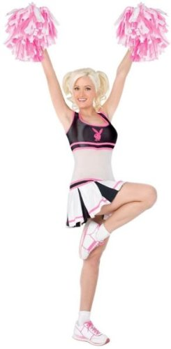 Playboy Cheerleader - X-Small - Dress Size 2-4