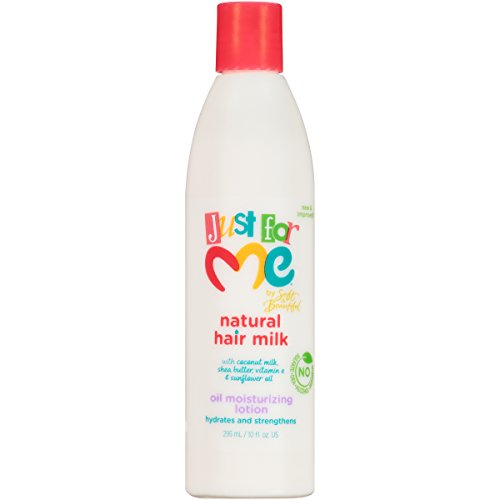 Just For Me Hair Milk Childrens Oil Moisturizing Lotion, 10 Ounce by Just For Me