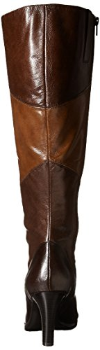 Calf Wide Boot Women's Tan Naturalizer Analise Riding Brown qwEtdx1Xx