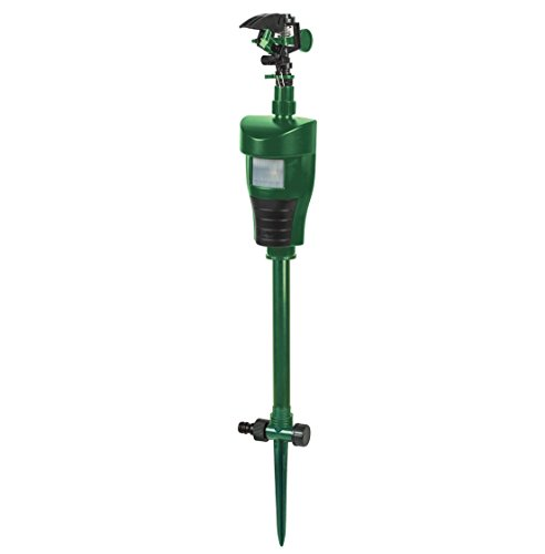 Defenders Jet-Spray Pond & Garden Protector...