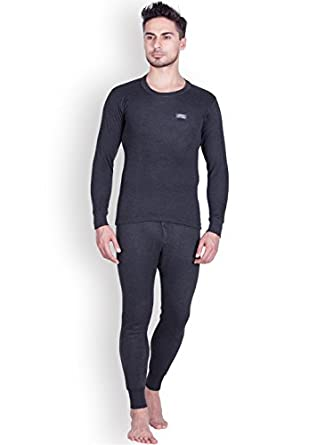 Lux Cottswool Men's Cotton Thermal Set