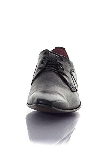 Chaussures Chaussures noir lacets Patron Redskins à Noir qgSpSOxwa
