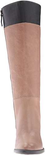 Taupe Naturalizer Frances Clf Boot Wide Women's Riding 4Ywqfpg