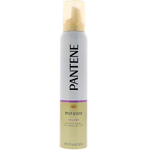 Pantene Mousse Triple Action #4 Max Hold 6.6oz (2 Pack) by Pantene