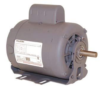 1.5 hp 3450 RPM 56 Frame 115/208-230V 60 hz Belt Drive Cap Start Blower Motor Century # B799 ()