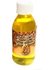 Bitter Almond Oil Natural Moisturize Skin & Soft Hair Treatment 125ml