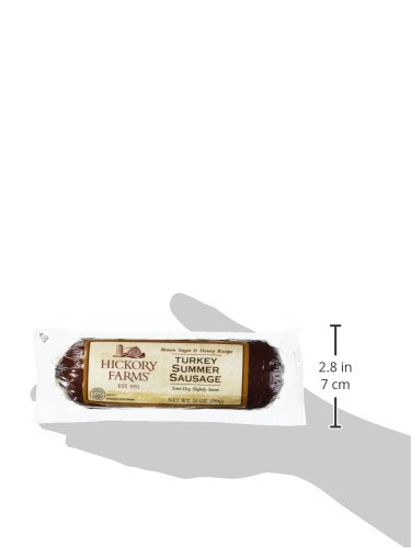 Hickory-Farms-Turkey-Summer-Sausage-10-Ounces-Pack-of-3