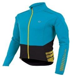 [Pearl Izumi Men's Elite Thermal Long Sleeve Jersey, Medium, Electric Blue] (Elite Long Sleeve Jersey)