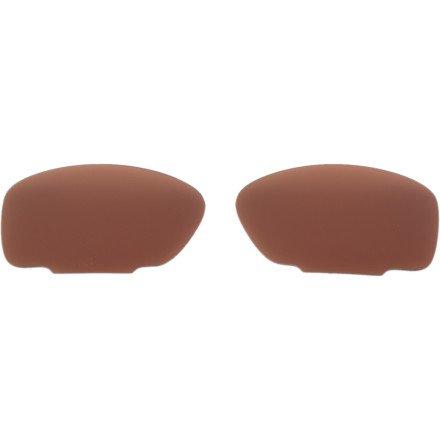 (Native Eyewear Bolder Polarized Lens Kit, Copper Reflex)