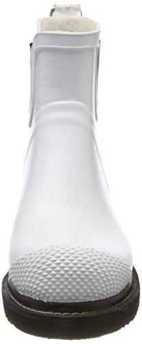 Stivaletti In Gomma Da Donna Ilse Jacobsen 3/4, Stivali In Gomma Da Donna Rub47 Bianco (bianco)