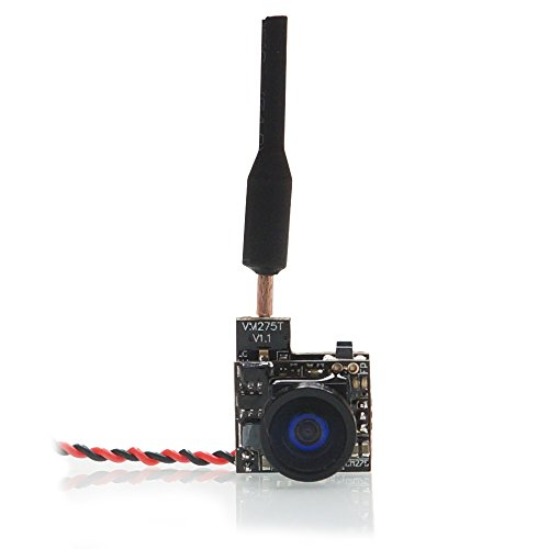 ARRIS 5.8G 48CH 25mW FPV Micro AIO Camera Transmitter for Micro FPV Drone Like Blade Inductrix Tiny Whoop etc