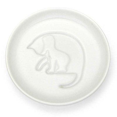 (Black cat series cat soy sauce dish AR0604194)