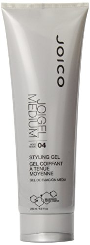 Joigel Medium Hold Gel - Joico Joi Gel Medium Styling Gel, 8.5 Ounce