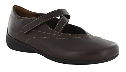 Wolky Women 350 Passion Sandals Leather Cafe Brn