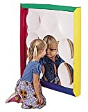 Soft Frame Concave Bubble Mirror by Childrens Factory : CF332-144
