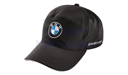 BMW Genuine Motorrad Motorcycle Cap Black One Size