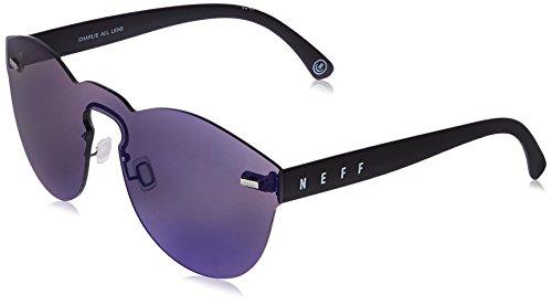 Neff Men's Charlie All Lens, Blue, One - Neff Spectra Sunglasses