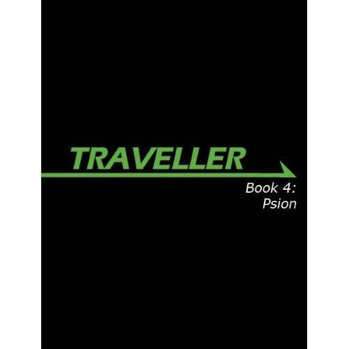 Traveller Book 4: Psion (Traveller Sci-Fi Roleplaying)