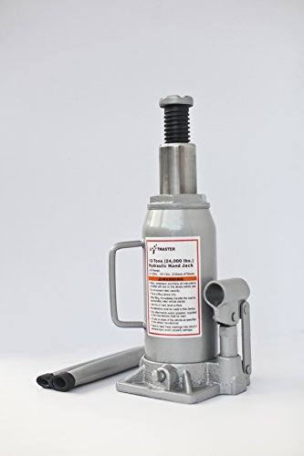 Learn More About Liftmaster 12 Ton Hydraulic Bottle Jack
