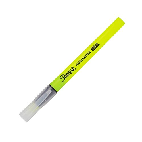 Sharpie(R) Clear View(R) Stick Highlighters, Chisel Tip, Assorted Ink Colors, Pack Of 8 by Sharpie (Image #3)