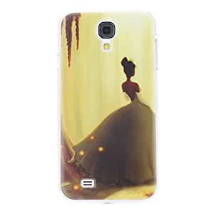 Gt Lonely Princess Pattern for Samsung Galaxy S4 I9500