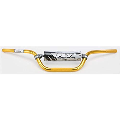 Fly Racing 6061 T-6 Aluminum Gold Handlebar for ATV Bend - One Size