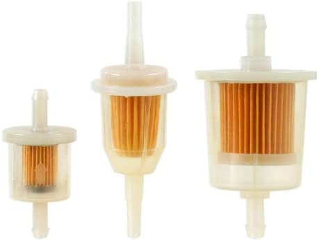 Amazon.com: ProTool Small Engine Inline Fuel Filter - Choose from 4  Most-Common Sizes - Excellent Quality - Made in Taiwan: AutomotiveAmazon.com